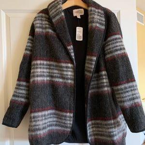 Oversized blazer Winter coat NWT size M